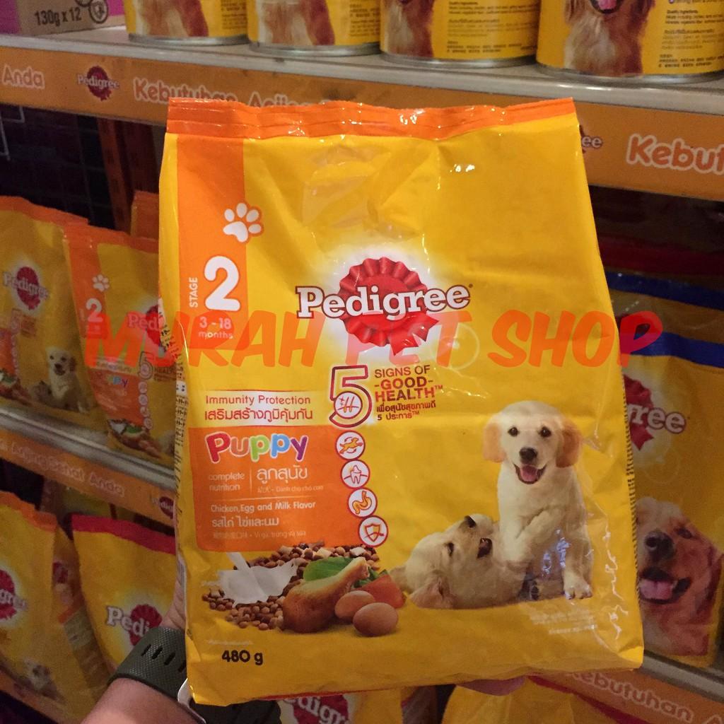 Pedigree Puppy Chicken Egg Milk Flavour 480gr Daftar Harga Can 115kg Makanan Anjing Basah Rasa Smart Heart Flavor Untuk Dewasa 500gr Shopee Indonesia