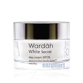 Wardah White Secret Day Cream Pot 30g thumbnail