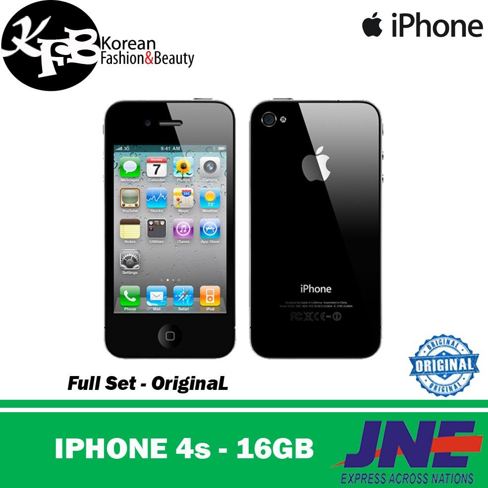 Iphone 4s 8GB Second Bekas  f0b4c9711a