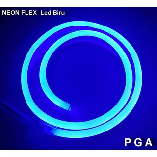 Paket Lampu Neon Flex Led Selang Flexible Sign Strip Fleksibel 10 M Shopee Indonesia