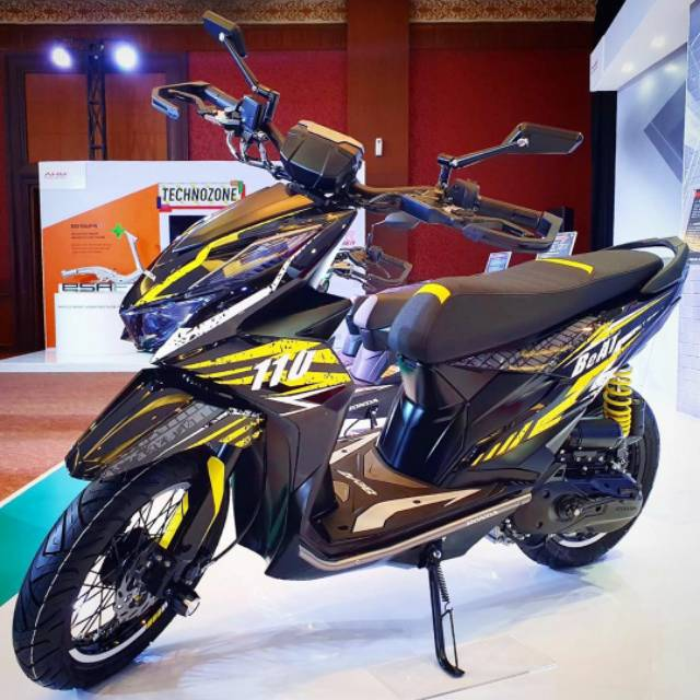 Decal Beat Street 2020 Shopee Indonesia