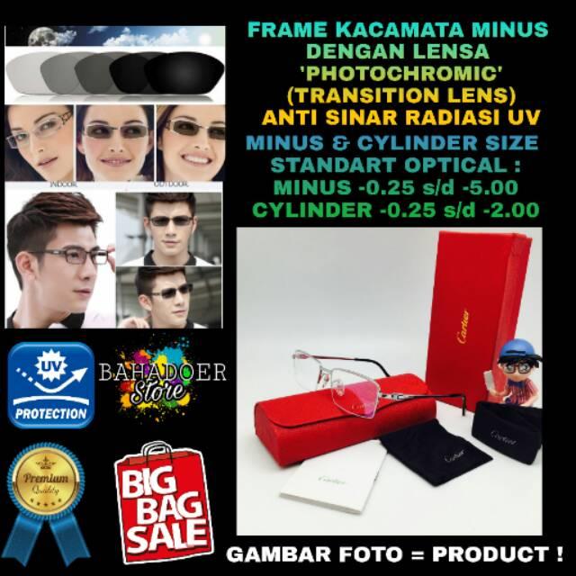 kacamata cartier - Temukan Harga dan Penawaran Kacamata Online Terbaik - Aksesoris  Fashion November 2018  8e0067e738