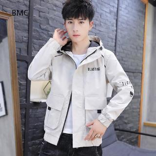 2020 Spring Clothes Men Work Fashion Korean Autumn Spring And Jacket Men S Clothes Students Spring Baseball New Coat Shopee Indonesia