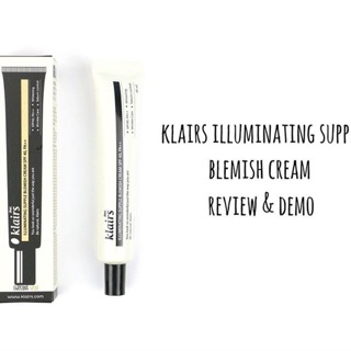 Klairs illuminating supple blemish cream 40ml thumbnail