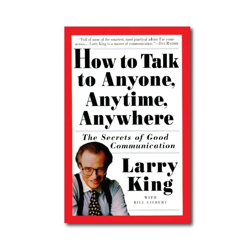 How to Talk to Anyone, Anytime, Anywhere: The Secrets of Goo -  9780517884539 - Buku Ori Periplus | Shopee Indonesia