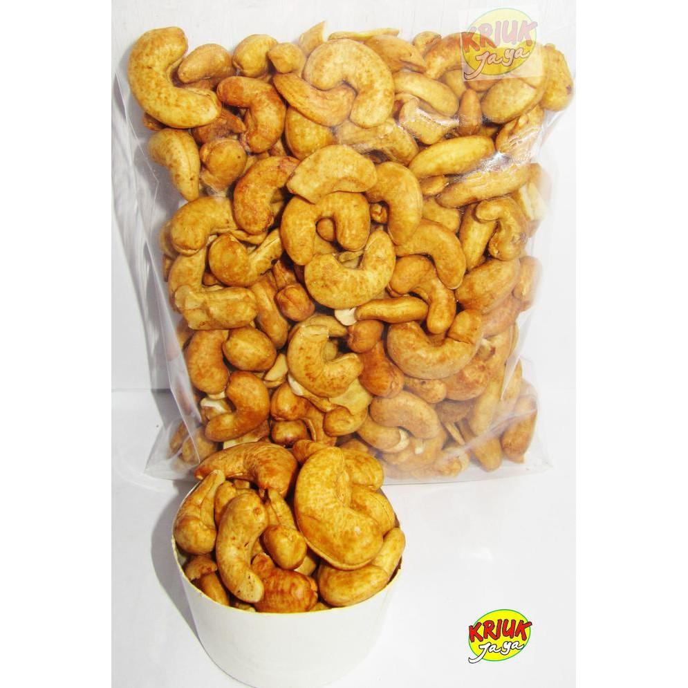 Lezat Premium Raw Cashew Whole Kacang Mede 500 Gram Murah Mete Nut Utuh Madu Shopee Indonesia