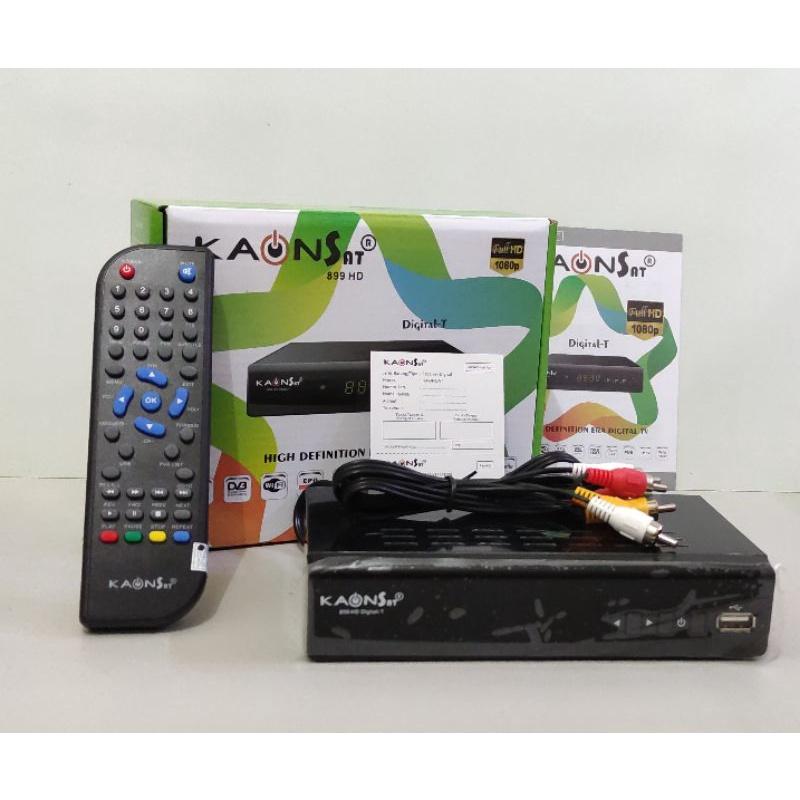 Rekomendasi Set Top Box TV Digital Terbaik 2021