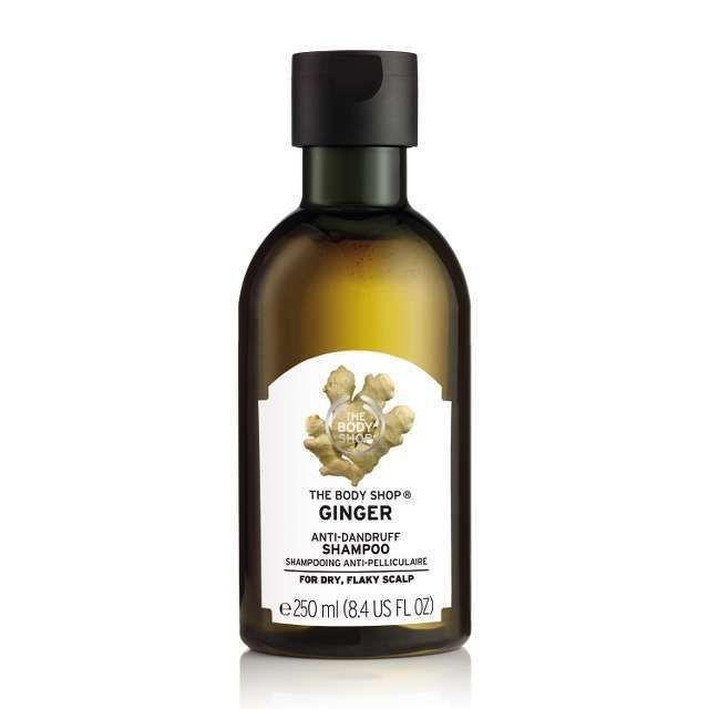 The Body Shop Ginger Anti Dandruff Shampoo 250ml-5
