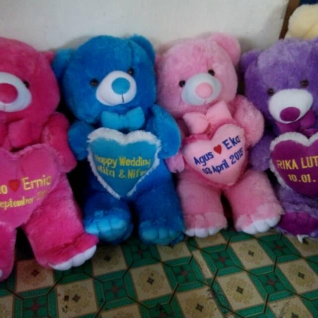 Boneka Beruang Jumbo  967015f273