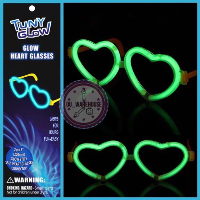 GLOW STICK 100 pcs - STIK NYALA 100 pcs - stick fosfor - glow in the dark stik - gelang fosfor | Shopee Indonesia