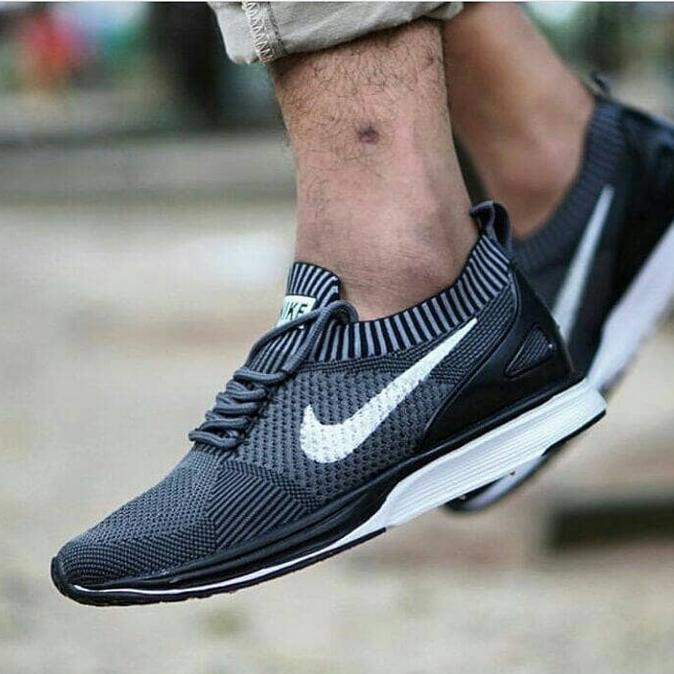 best sneakers 72b56 a184a ... coupon code for murah sepatu nike flyknit racer mariah dg sepatu nike  free shopee indonesia 135b7