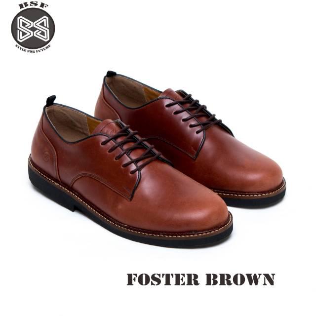 f2d3ee674da Sepatu Casual Loafers Tali Pria - MOSCOW BROWN l Boat shoes - Zapato  Footwear