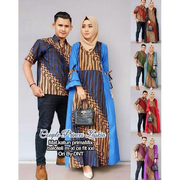 Termurah Batik Couple Couple Batik Batik Sarimbit Baju Batik Modern ... 2c91488c8c