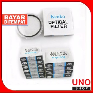 Kenko Optical Filter UV SLR Mirrorless Ukuran 40.5mm 49mm 52mm 55mm 58mm 62mm 67mm 72mm 77mm