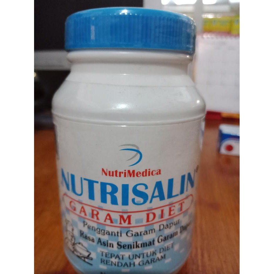 Nutrisalin Garam Diet 400gr Shopee Indonesia 400 Gr