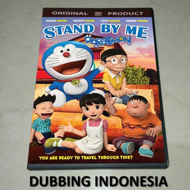 Dvd Doraemon Stand By Me 2014 Shopee Indonesia
