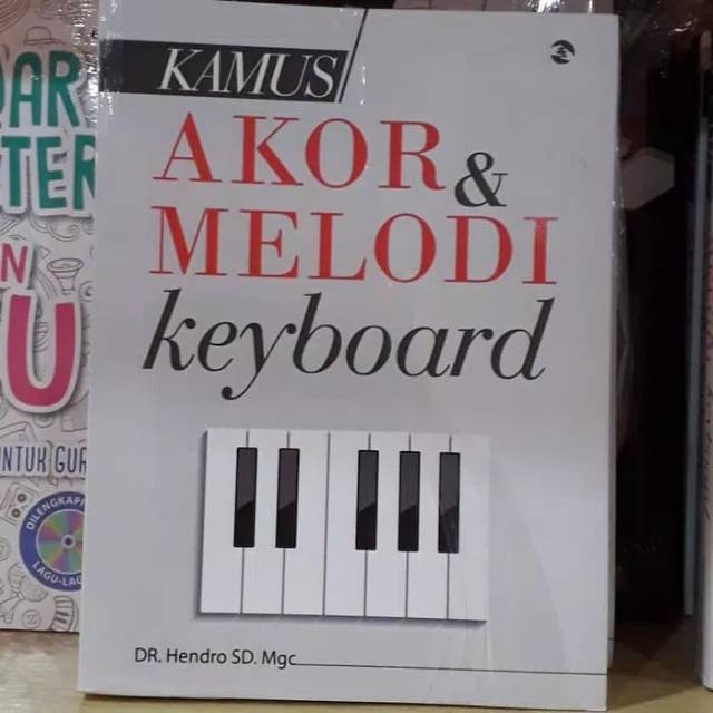 Kamus Akor Melodi Keyboard Shopee Indonesia