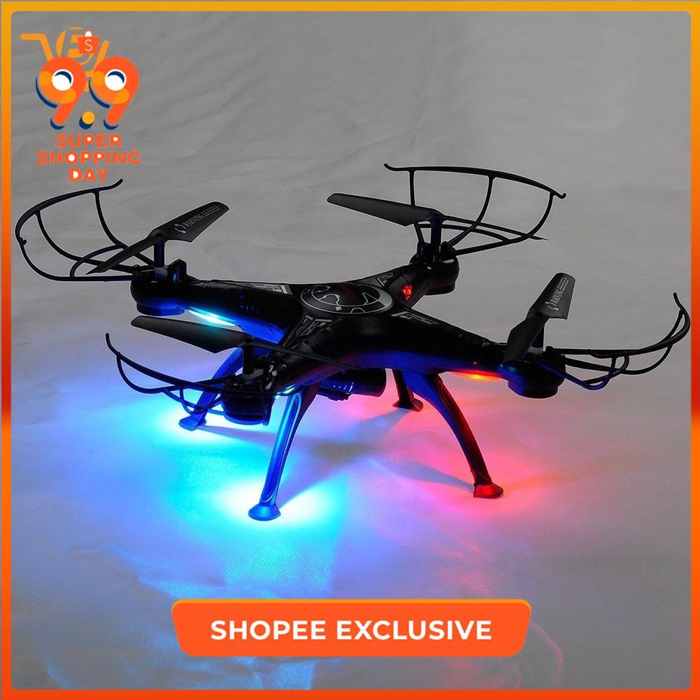 FPV X5SW-1 RC RTF Quadcopter WIFI Live Kamera Selfie Video Drone 2 4Ghz 4CH