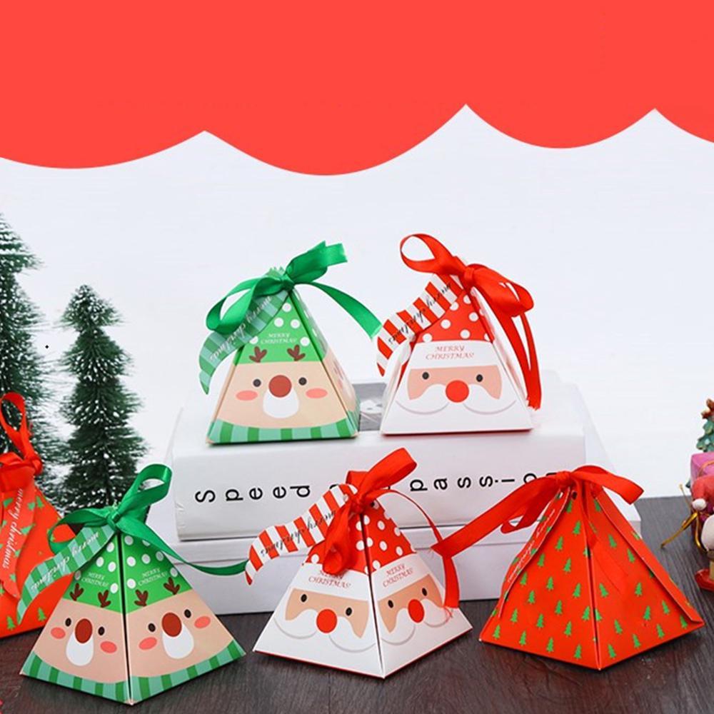 Giftkorean Creative Christmas Candy Christmas Gift Box