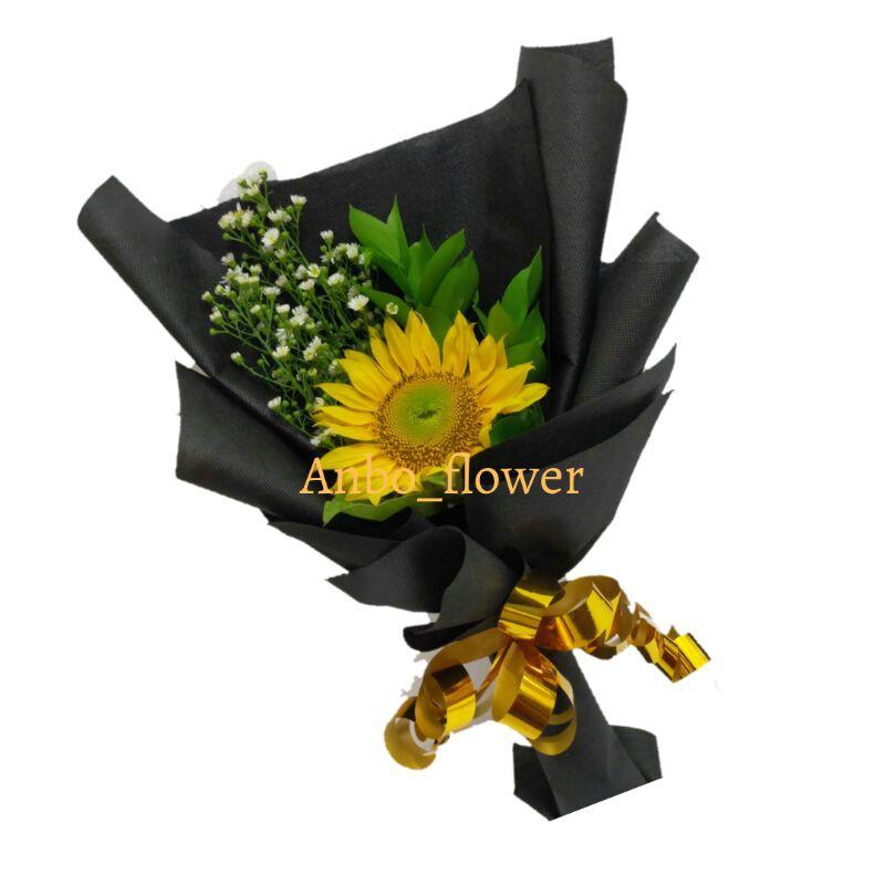 buket bunga/hand buket/hand buket wisuda/buket bunga asli