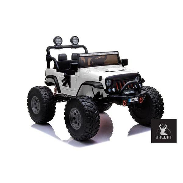 New Item! Mobil Aki Jeep Rubicon Unikid UK 782 Monster Truck Mainan Mobil Anak Baru!
