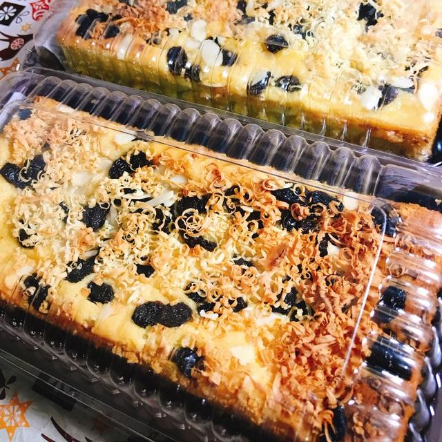 Bolu Tape Loyangan Special Jajanan Pasar Kue Basah Kue Tradisional