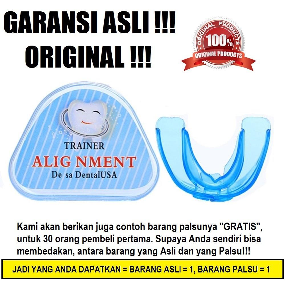 Ortho Trainer Alat Perapih Perapi Gigi Behel Pelurus Teeth Orthodontic Retainer Dental Tooth Alignment Merapihkan Ori Shopee Indonesia