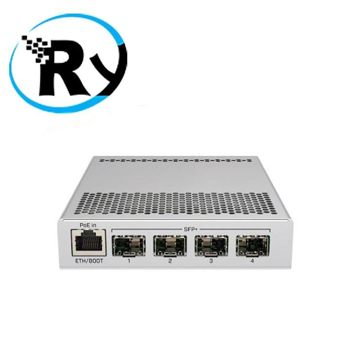Mikrotik CRS305-1G-4S+IN Desktop Switch