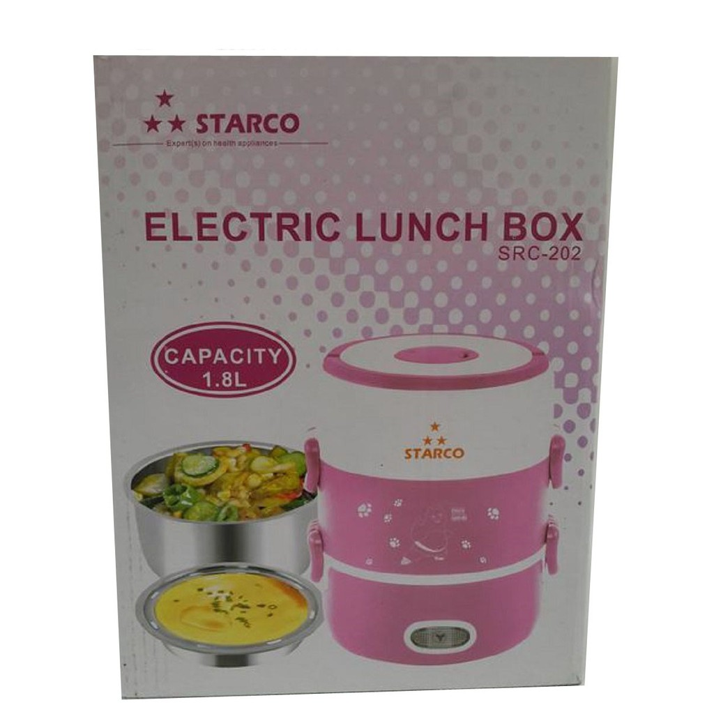 Hot Promo Power Electric Lunch Box Keep Warm Tempat Makan Elektrik Locklock Set 2p Black Hpl752 Hitam Tetap Hangat Shopee Indonesia