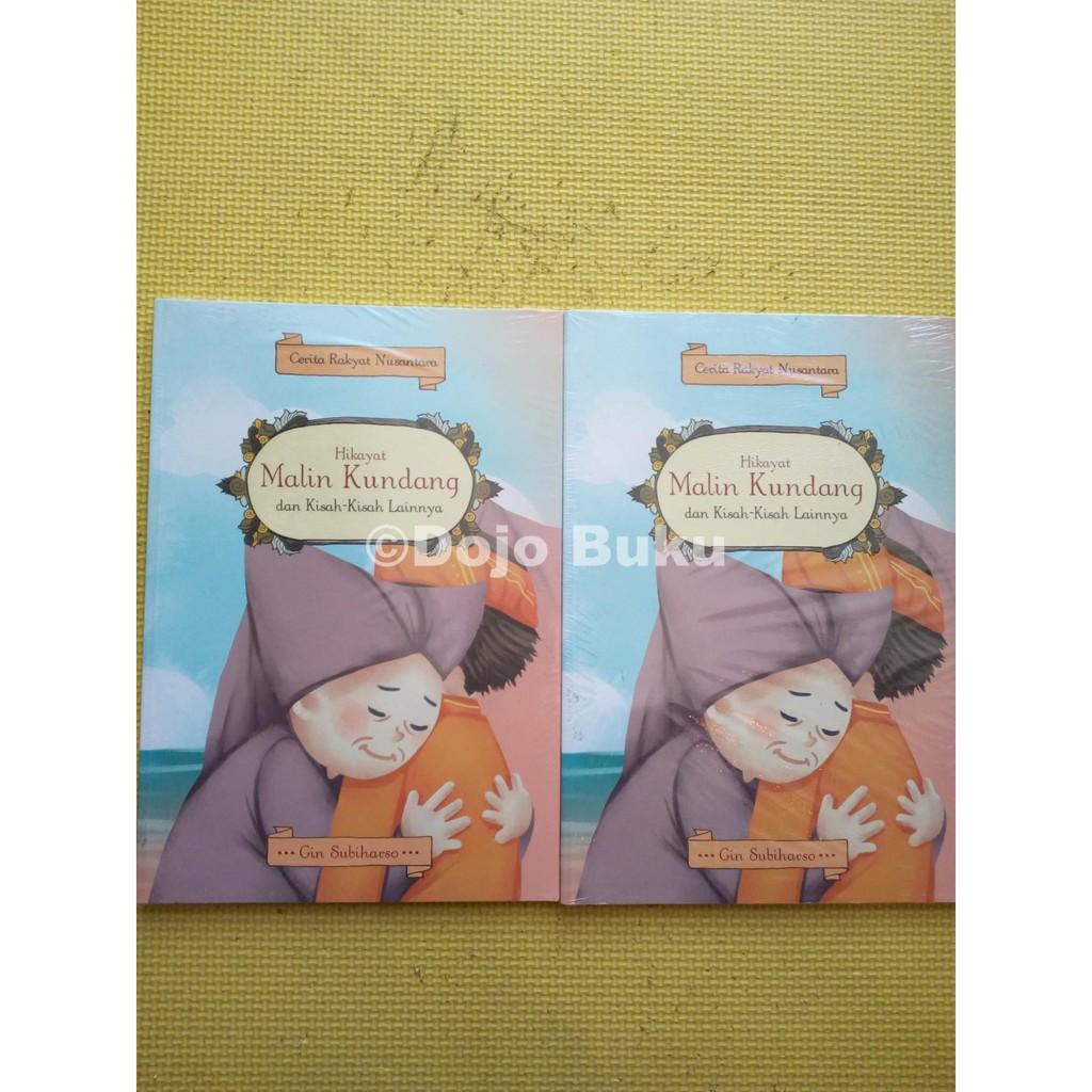 Buku Cerita Malin Kundang Dan Dongeng Lainnya Buku Dongeng Jihan