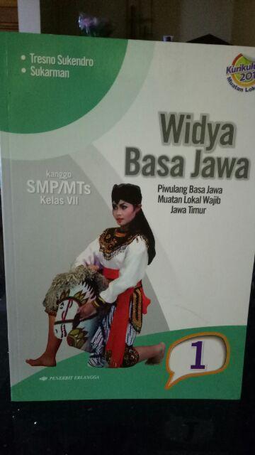 Kunci Jawaban Buku Widya Basa Jawa Kelas 7