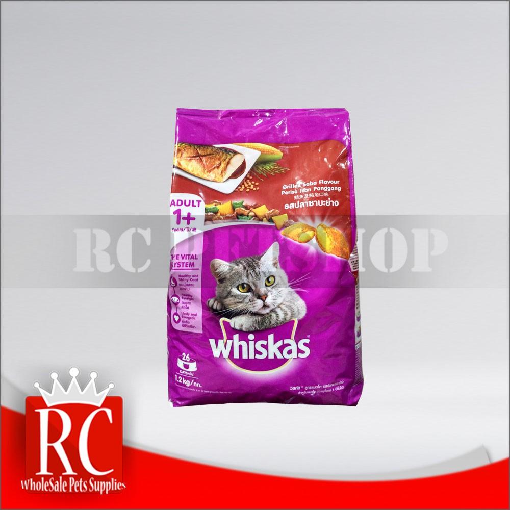 Makanan Kucing Basah Whiskas Ocean Fish Tuna 400g Shopee Indonesia Isi 24 Pack Pouch 85gr Rasa Grilled Saba