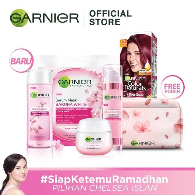 Garnier Siapketemuramadhan Pilihan Chelsea Islan Shopee Indonesia