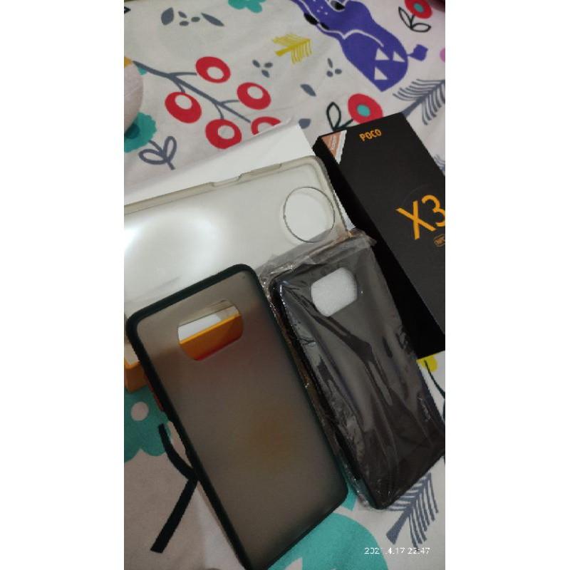 Xiaomi poco x3 nfc second fullset