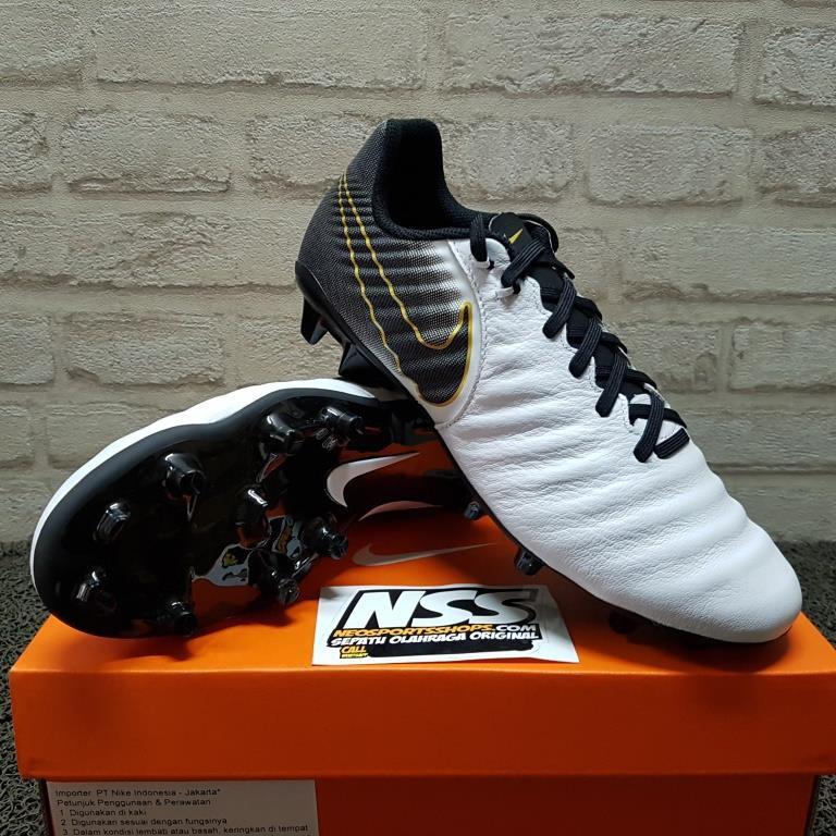 f3a4dddf3f2 Sepatu bola Nike Tiempo Legend 7 Academy FG AO2596-100 sepakbola