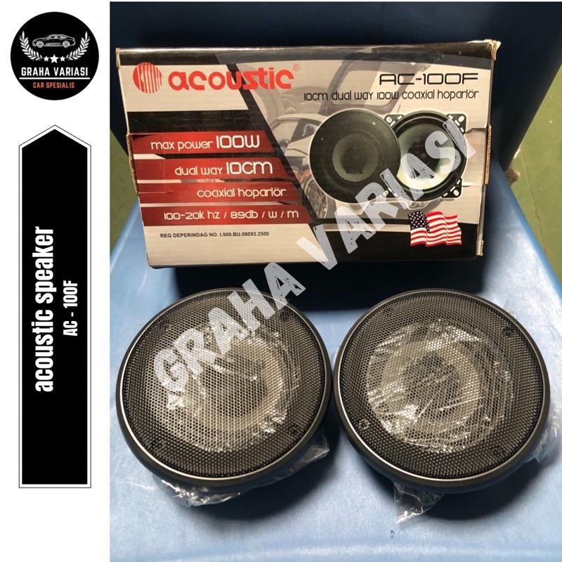 Speaker Mobil 4 inch Acoustic AC-100F