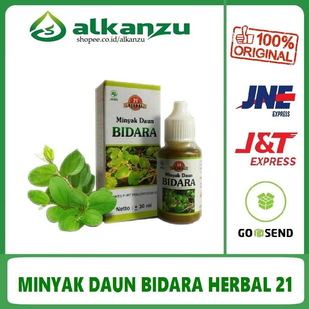 Minyak Daun Bidara Herbal 21 30 Ml Shopee Indonesia