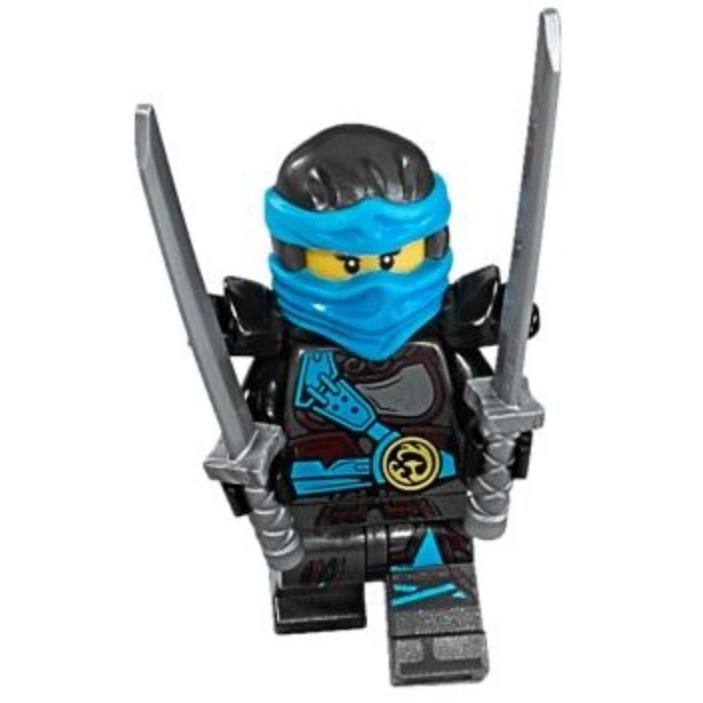 minifig-Ninjago-njo278-nja Lego ® 70625