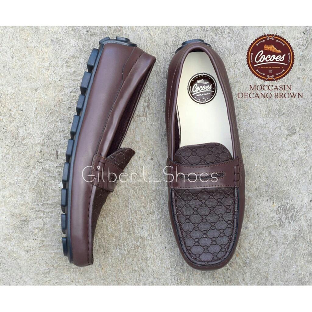 North Star Sepatu Pria Norma Brown 8894112 Shopee Indonesia Redknot Shoes Hemera Black
