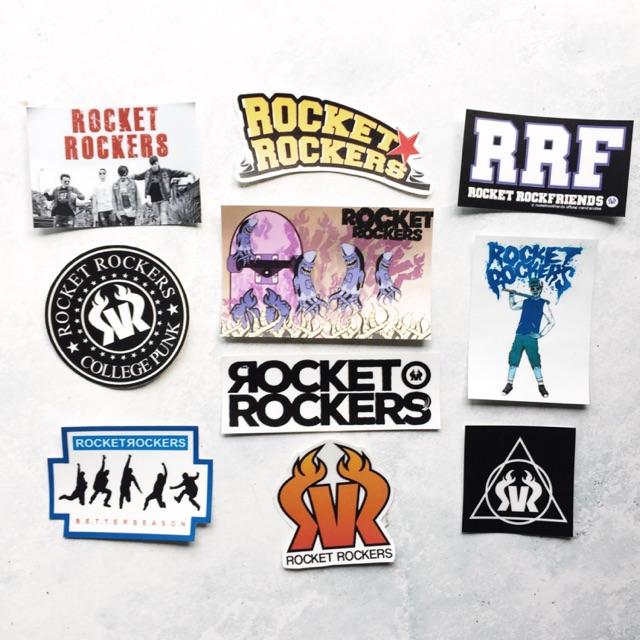 Sticker   Stiker Brand Deus  9e9e1664d4
