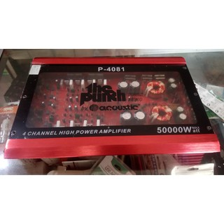 Power Mobil THE PUNCH 50 000W ACOUSTIC POWER GEDE 2 INVERTER