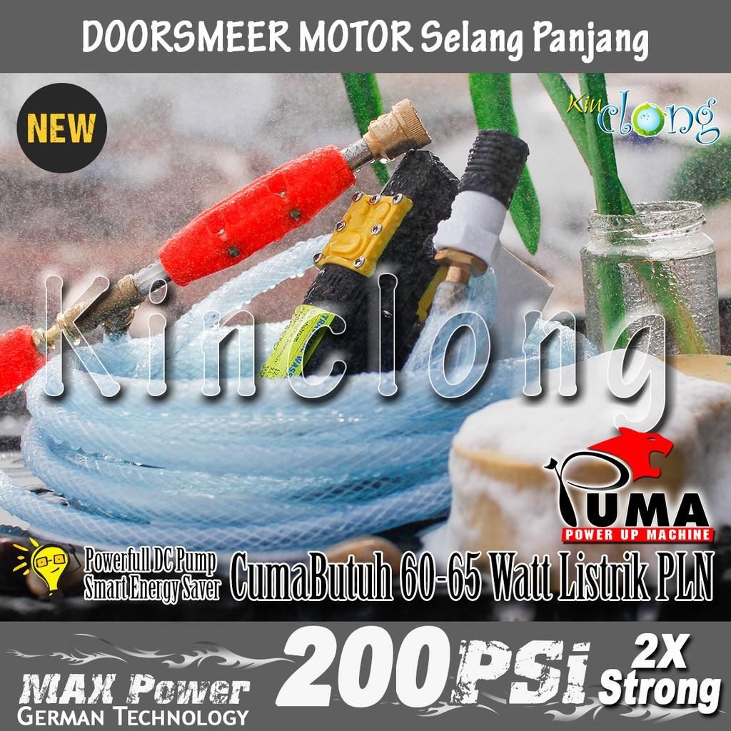 Pompa Cuci Mobil / Motor / AC Portable 80 Psi, 5.5 Bar - Super Hemat Daya / alat Mesin Steam mobil | Shopee Indonesia