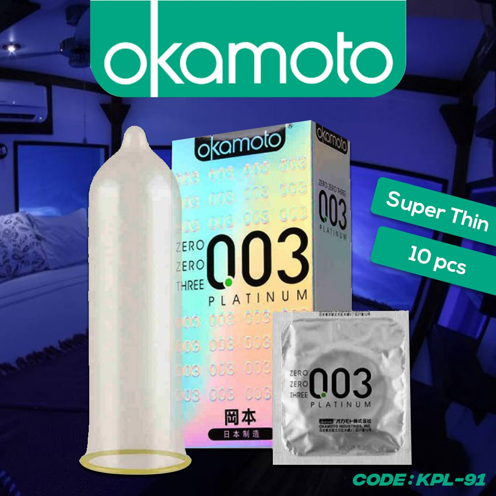 Okamoto Harmony 10pcs Kondom Tekstur Bergerigi Shopee Indonesia Artika