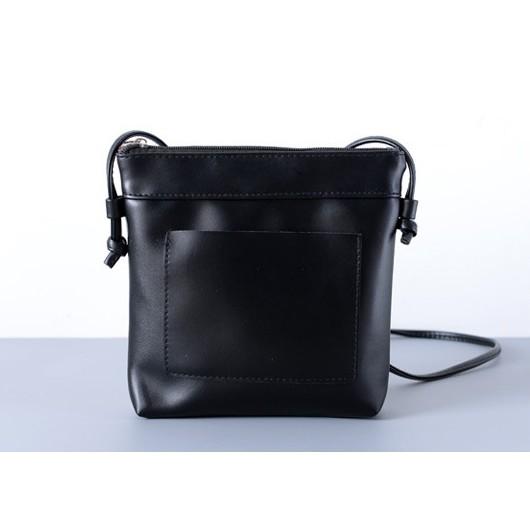BASIC WAIST BAG belt bag kulit premium leather  7bb7227f8e