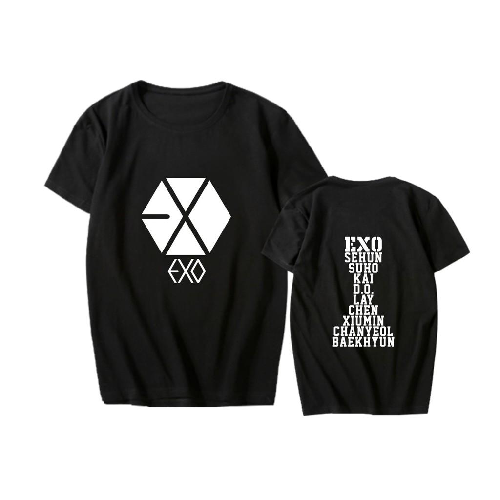 1030+ Ide Desain Kaos Exo HD Terbaru Untuk Di Contoh