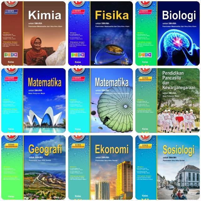 Buku Pr Lks Kelas Xi 11 Semester 2 K13 Revisi Matematika Kimia Biologi Dll Shopee Indonesia