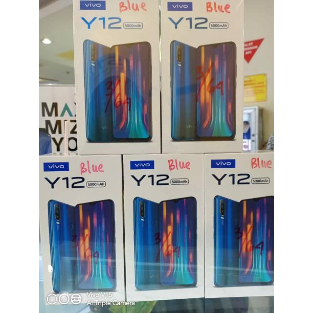Vivo Y12 Ram 3/64GB