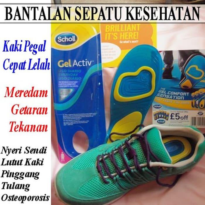 Dr.kong bio gel 3 4 anatomical sol dalam sepatu  5bc0852b1b