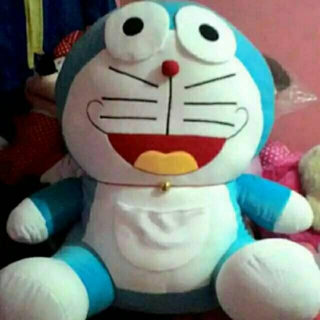 Boneka Dora Emon Lucu Dan Lembut Shopee Indonesia