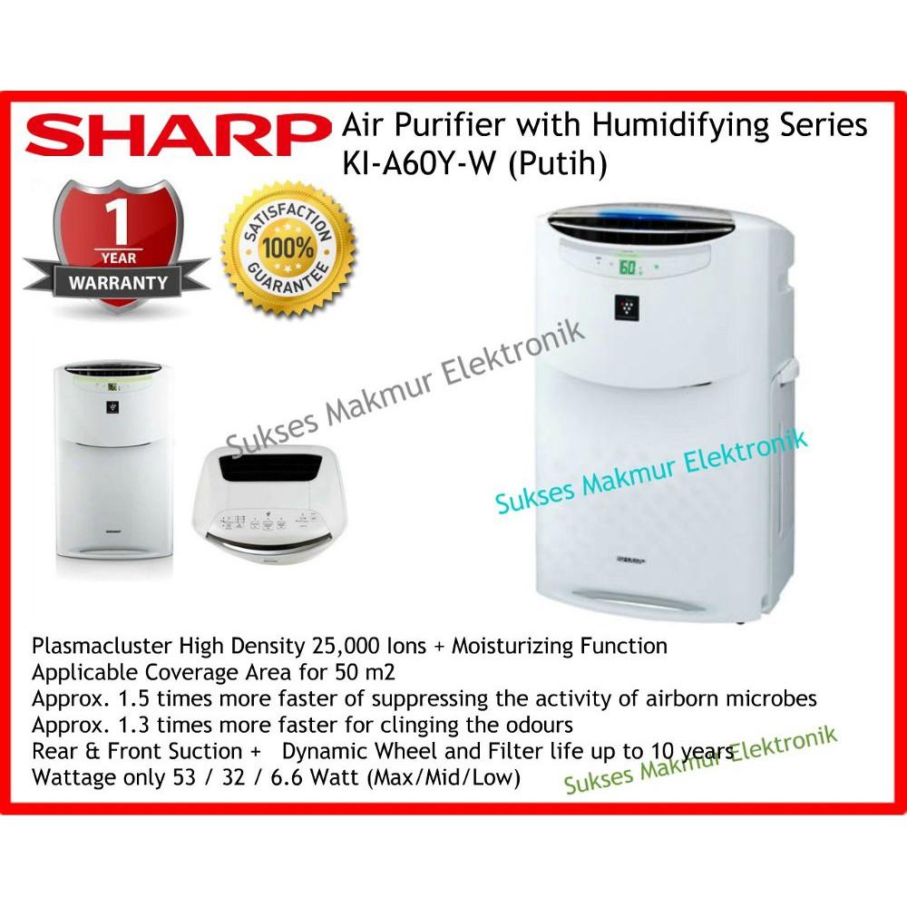 air purifier sharp - Temukan Harga dan Penawaran Penyedot Debu Online Terbaik - Elektronik November 2018